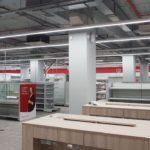 Отделка магазина бытовой техники ЭЛЬДОРАДО — Воронеж