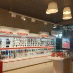 Отделка магазинов мобильной связи МТС #67 — Брянск